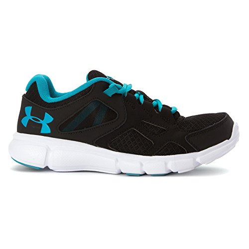 Material Running white Thrill Under Sintético Mujer Armour Zapatillas De pacific Black IUIXSR