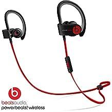 Beats by Dr Dre Powerbeats 2 Wireless In-Ear Bluetooth Headphone (Black Red)