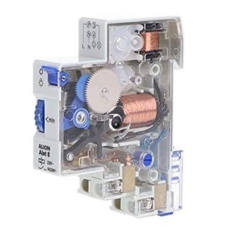AC 110-230 V 7 min DIN Rail escalera Din Rail Relay Interruptor de ...