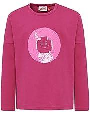 LEGO Girl Lwtippi Mit Wendepailletten Camiseta de Manga Larga para Niñas