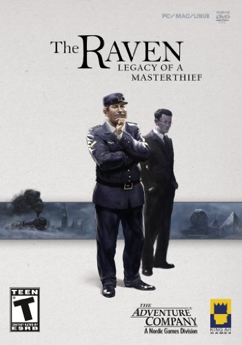 The Raven: Legacy of a Master Thief - PC (UK Import)