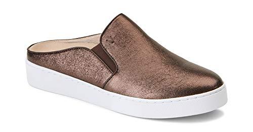 On Slip Bronze (Vionic Women's Splendid Dakota Slip-on Mule Bronze 7 M US)