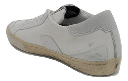 Philippe Model P/E 18 Belu CW07 Bercy Canvas White (40)