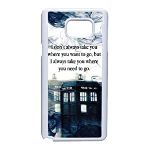 Doctor Who Ideas Phone Case For Samsung Galaxy Note 5 X34399