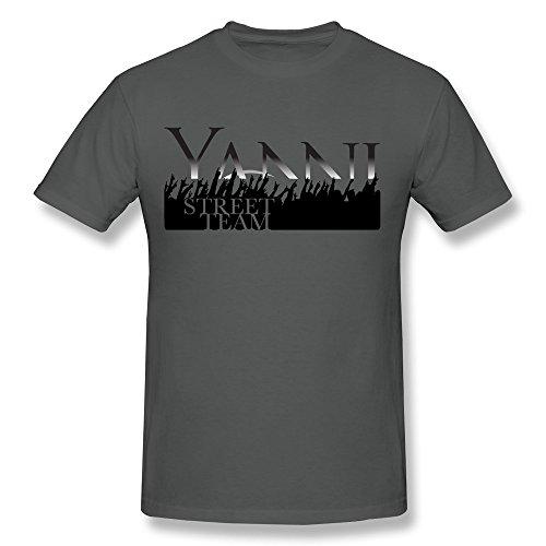 (FEDNS Men's Yanni Street Team T Shirt XL)