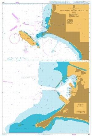 BA Chart 1853: Approaches to Bahia Del Callao ()