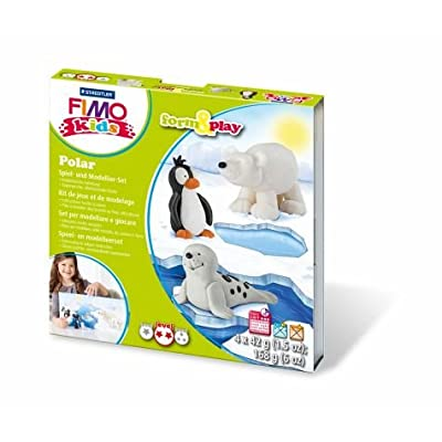 Staedtler FIMO enfants Forme & Play Polar 803415LY