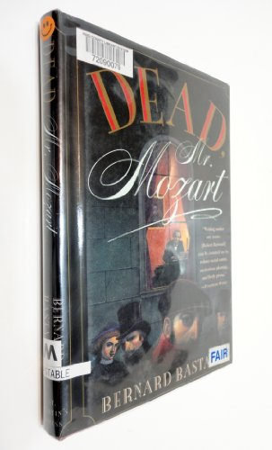 book cover of Dead, Mr. Mozart