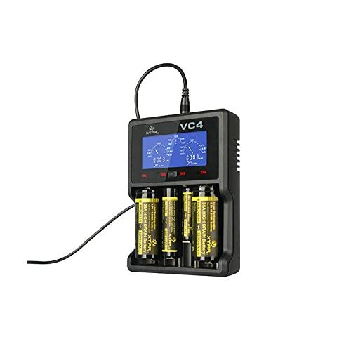 xtar vc4 charger -4 port -usb lovely