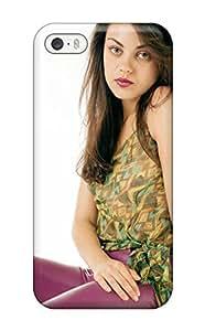 Melissa Fosco's Shop 4420247K45975520 Case Cover Skin For Iphone 5/5s (the Book Of Eli Actress Mila Kunis)