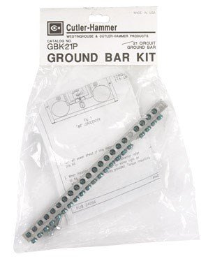 Cutler Hammer 21 Circuit Ground Bar Bulk