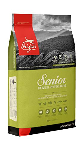 ORIJEN Senior High-Protein Grain-Free