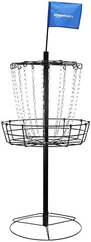 Amazon Basics Disc Golf Basket