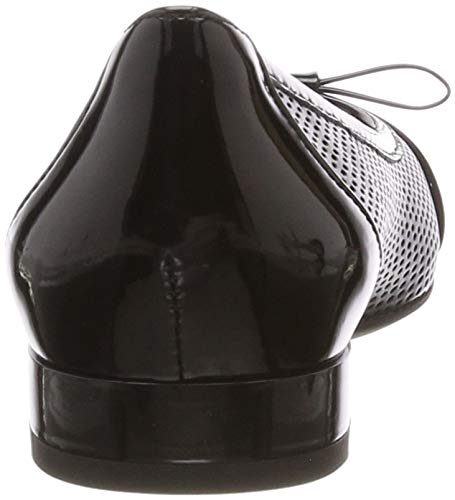 black Wistrey Bailarinas Negro D Geox C9999 D Para Mujer qxwO0gC