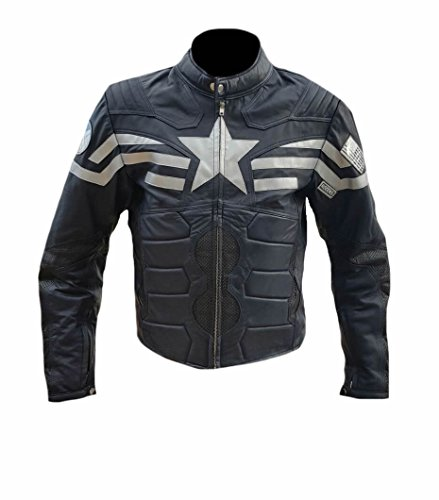 SRHides Mens Genuine Leather Motorbike Cowhide Stylish Pant