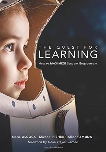 The Quest for Learning: How to Maximize Student Engagement (Strategies to Engage Students in the Classroom Using Guided Inquiry)
