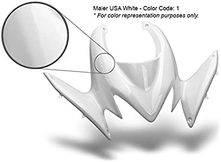 Black Maier USA Rear Fender for 85-86 Honda ATC250R 119110