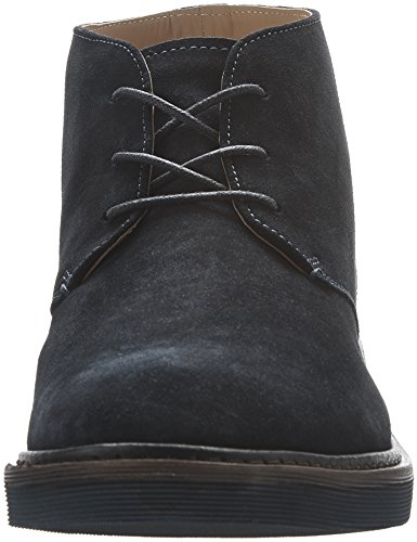 Geox U Damocle B, Stivali Desert Boots Uomo Blu (Navy)