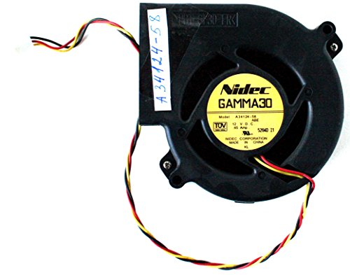 3wire 12v blower fan - 5
