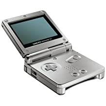 GBA SP Platinum/Onyx Limited Ed.