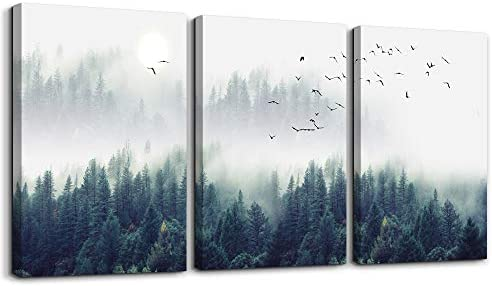 Piece Canvas Wall Living Room product image