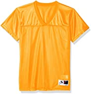 Augusta Sportswear Girls Augusta Ladies Junior Fit Replica Football Tee