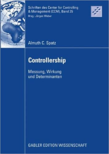 Controllership (Schriften des Center for Controlling and Management (CCM))