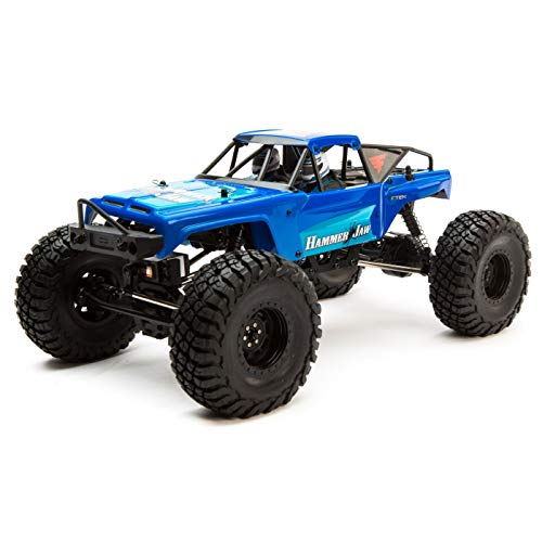 - Force RC 1/10 Hammerjaw 4WD Rock Bouncer Brushed RTR