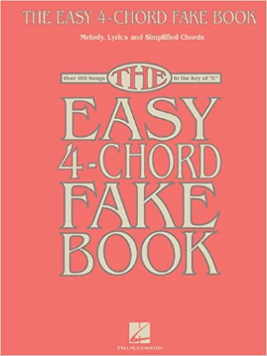 The Easy 4 Chord Fake Book Melody Lyrics Simplified Chords In