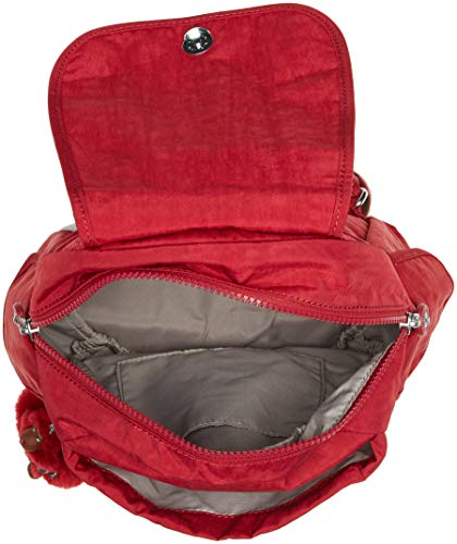 Mini City radiant Red Dos À Rouge Pack Sacs C Kipling PEdqRwP