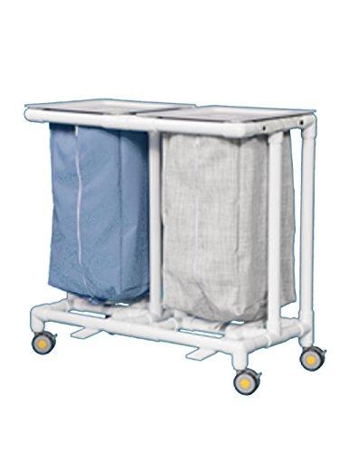 MRI Compatible Linen Hamper IPU MRI-LH22 Silverado, Suncast Blue by IPU