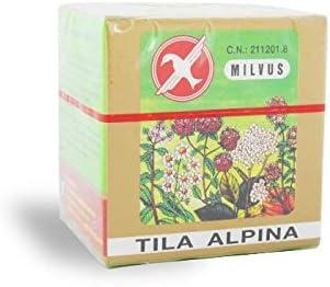Milvus Infusión de Tila Alpina - 10 filtros