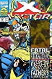 X-Factor #92 (Havok Hologram on Cover)