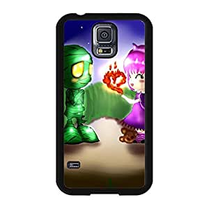 Friendly Amumu LOL Phone Case Cover for Samsung Galaxy S5 I9600 League of Legends Luxurious Design