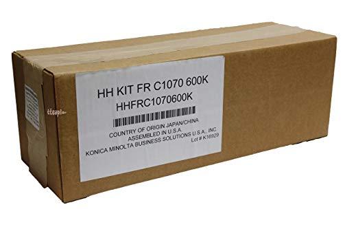 Genuine Konica Minolta HHFRC1070600K PM Kit 600K for C1060 C1070 by Konica-Minolta (Image #1)