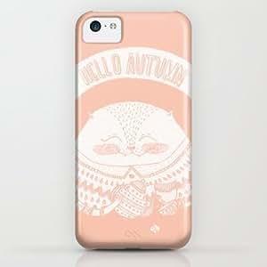 Society6 - Autumn Cat iPhone & iPod Case by My Beloved Friend Kimberly Kurzendoerfer