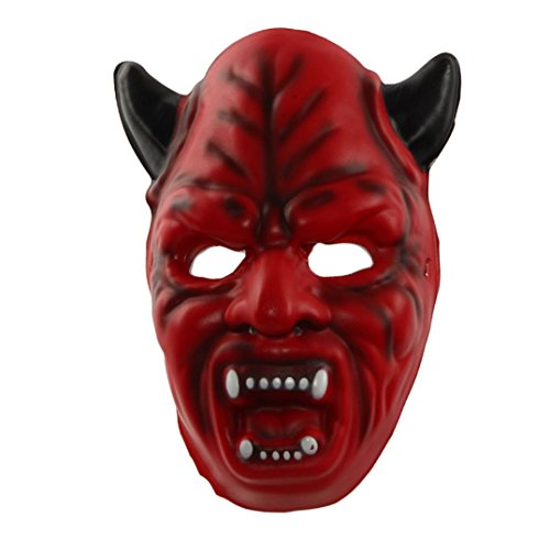 [Halloween Mask! Elevin(TM) New Halloween Horror Costume Masquerade Funny Diversity Fancy Ball Mask Face Cosplay Carnival Party Mask] (Funny Weird Halloween Costumes)