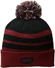 Adidas Mens ClimaHeat Pom Pom Beanie Golf Winter Bobble Hats 84656c1ea9ed