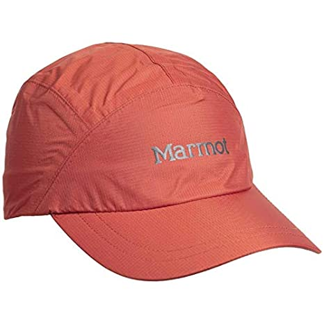 Amazon.com  Marmot Precip Baseball Cap Beetle Green Adjustable (Fox ... 4cafd4189920