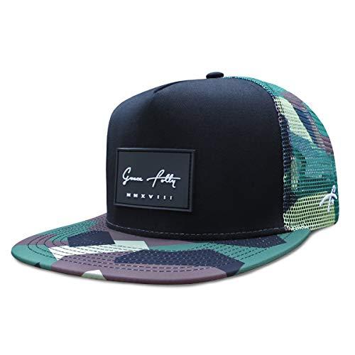 (Grace Folly Trucker Hat for Men & Women. Snapback Mesh Caps (One Size, Modern)