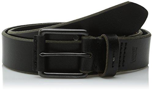 """Levi's Men's 1 1/2"""" Belt With Nose Wrap,Black,40"""