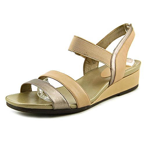 Easy Spirit - Sandalias de vestir para mujer Light Copper Multi