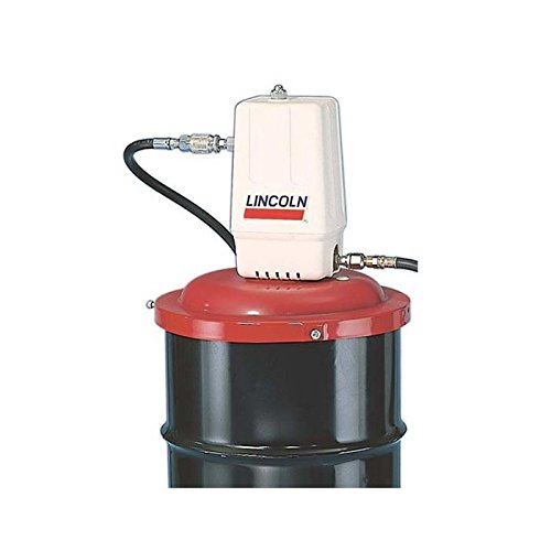 Double Acting, Air Operated Pumps Model Code: AA (part# 918) by Lincoln Industrial