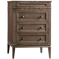 RonBow 059424-R12 Laurel 24 Wood Vanity Cabinet,Vintage Cafe