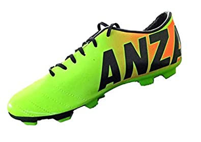 Neon Synthetic Sports Shoes