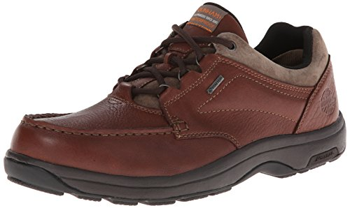 Men's Exeter Oxford Waterproof Brown Low Dunham 4qYw8xdS4