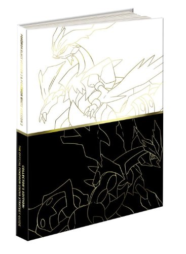 Pokemon Black Version 2 & Pokemon White Version 2 Collector's Edition Guide: The Official Pokemon Strategy Guide]()