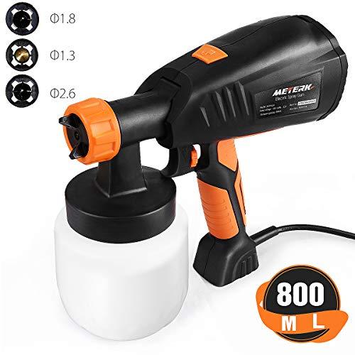Paint Sprayer Meterk 800mlmin