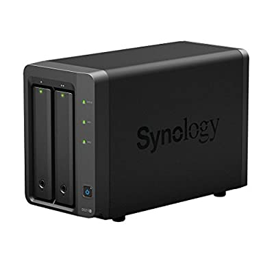 Synology Disk Station 2-Bay Network Attached Storage (DS215+)