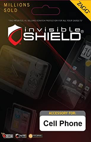 InvisibleShield for HTC One VX - 1 Pack - Retail Packaging - Screen (Screen Protector Htc One Vx)